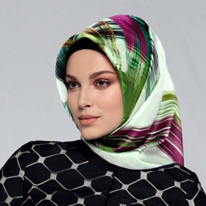 Armine Trend Rayon  Twill Eşarp - 12883P